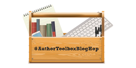 #AuthorToolboxBlogHop: monthly hop for authors who want to learn more about being authors