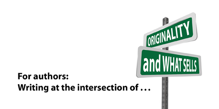 Writing at the intersection of originality and what sells (#IWSG BlogHop)