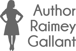 Author Raimey Gallant Logo