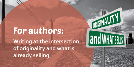 Writing at the intersection of originality and what sells (#IWSG Blog Hop)