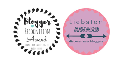 I received 4 blogging award nominations! This must be how rock stars feel.