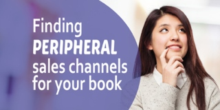 Finding peripheral sales channels for your book #bookmarketing #marketing #indieauthors