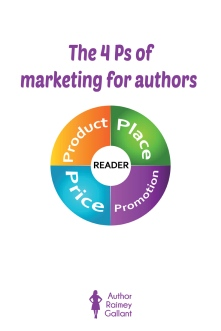 The 4 Ps of Marketing for Authors
