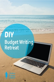 DIY Budget Writing Retreat #authors