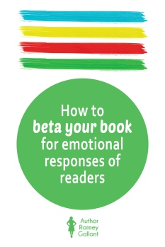 How to beta your book for emotional responses of readers