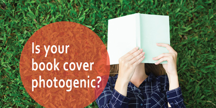 Is your book cover photogenic?