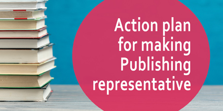 Action plan for making Publishing representative #AuthorToolboxBlogHop